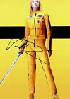 UMA THURMAN 04 (KILL BILL) SIGNED PHOTO PRINT 04