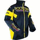 HMK Superior TR Rockstar Yellow Mens Snowmobile Riding Jacket