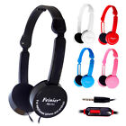 New 3.5mm High-definition Foldable for cell phone earphone headset wired headset