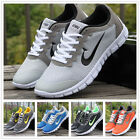 VB NEW RUNNING TRAINERS MEN'S WALKING SHOCK ABSORBING SPORTS FASHION SHOES SIZE