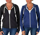 NEW ABBOT & MAIN FULL ZIP SOFT HOODIE  SMALL     You Pick Color