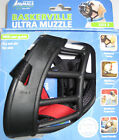 Baskerville Dog Ultra Muzzle Safe & Comfortable Soft Plastic Black Sizes 1 - 6