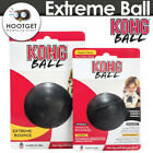 KONG Extreme Rubber Ball- Pet Dog Puppy Fetch Interactive Play Tough Chew Toy AU