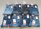 NWT Lee Men's Modern Series Relaxed Boot cut Jeans Comfort and Durability Denim
