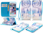 Dreamcatcher Flip Magnetic Wallet Strap Leather Card Stand Case Cover for phone