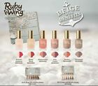 Ruby Wing - Beige With Benefits - Colour Changing Nail Polish 15ml (Creme)