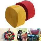 81 FT Crepe Roll Paper Streamers Halloween Christmas Party Wedding Craft Decor