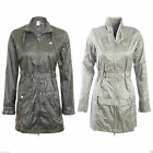 Adidas Women's ClimaProof Women's Woven Jacket Grey & Champagne