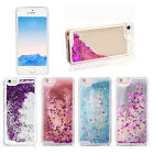 "For apple iPhone 6S 4.7"" Luxury Glitter Star Liquid Back Phone Case Cover"