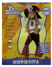Rubie's Yarn Babies Girls Hippie Diva Halloween Costume