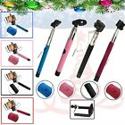 CHRISTMAS GIFT SELFIE STICK MONOPOD WITH AUX CABLE AUXILIARY