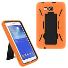 "Hybrid Tough Hard Stand Cover Case for Samsung Galaxy Tab 3 7"" 7.0 LITE SM-T110"