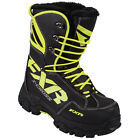 2016 FXR Mens & Womens X-Cross Snowmobile Winter Boots Rated -40 Size 4-13