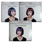 Paper Magic Group Women Vampire Bob Wig Accessory