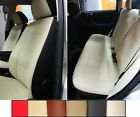 FRONT and REAR LEATHERETTE CUSTOM CAR SEAT COVERS Fits S-Class 1991-1998 W140