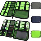 New Large Cable Organizer Bag put Hard Drive Cables USB Flash Drives Travel Gift