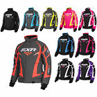 2016 FXR Racing Women's Team FX Insulated Snowmobile Skiing Jacket Size 4-18