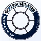 Внешний вид - TroutHunter Fluorocarbon Tippet 50 M Available in; 3x 4x 4.5x 5x 5.5x 6x 6.5x