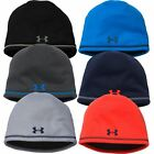 Under Armour 2015 ColdGear Storm Beanie 2.0 Infrared Elements Mens Winter Hat