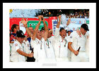 England 2005 Ashes Team Celebrations Cricket Photo Memorabilia (273)