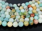 Natural Colorful Amazonite Gemstone Round Beads 16'' 4mm 6mm 8mm 10mm 12mm 14mm