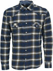 Only & Sons Shirt Long Sleeve Carson In Dress Blue