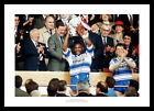 Wigan Rugby League 1991 Challenge Cup Final Ellery Hanley Photo Memorabilia