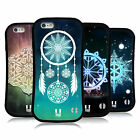 HEAD CASE DESIGNS SNOWFLAKES HYBRID CASE FOR APPLE & SAMSUNG PHONES