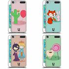 HEAD CASE DESIGNS IMPOSSIBLE LOVE SOFT GEL CASE FOR APPLE iPOD TOUCH MP3