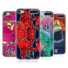 HEAD CASE DESIGNS SEA MONSTERS SOFT GEL CASE FOR APPLE iPOD TOUCH MP3