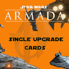 Star Wars Armada - Upgrade Cards: RETROFITS, TITLES & WEAPONS $2.5 USD on eBay