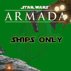 Star Wars Armada Game - Unused Squadrons and Ships with NO upgrade cards $7.95 USD on eBay