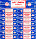 Authentic 2017 SATYA SAI BABA Nag Champa Incense Sticks 40 Grams Each Pack