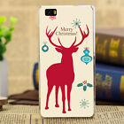 Merry Christmas Painted Pattern Soft Case Cover For  Samsung Galaxy A9 8 7 5 3