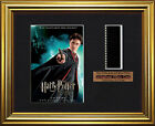 HARRY POTTER AND THE HALF BLOOD PRINCE    FRAMED MOVIE FILMCELLS