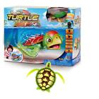 Robo Turtle Gift Pack Play Set, 1 Green Robo Turtle, Watertank & Spare Batteries