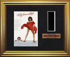 THE WOMAN IN RED   Gene Wilder - Kelly Le Brock   FRAMED MOVIE FILMCELLS