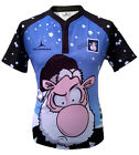 Olorun Bad Santa Christmas Novelty Rugby Shirt (S-7XL)