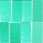 1 X Lace Silicone Mould Fondant Sugar Craft Candy Chocolate Cake Mold Tools