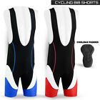 Mens Cycling Bib Shorts MTB Coolmax Padded Tights Bicycle Legging Size - S to XL