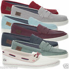 Lacoste Women's Korlas SRW Leather Suede Slip On Casual Shoes Trainers All Sizes