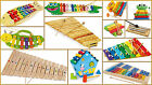 Xylophones wooden childrens musical instruments kids music xylophone learn NEW