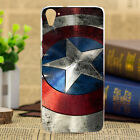 For HTC Cell Phone Fashion Painted Various Pattern PC Back hard Case Cover
