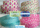 "1m FLORAL BIRDS BUTTERFLY GROSGRAIN RIBBON 7/8"" 22/25mm 1"" Cake Party Bow Hair"
