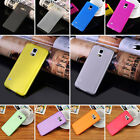 Ultra Thin Matte Protective Back Case Cover Skin For Samsung Galaxy A3 A5 A7 S6