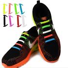 12pcs Silicon Shoelaces No Tie Shoe Laces For Unisex Running Sneakers Strings LJ