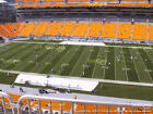 Pittsburgh Steelers PSL Personal Seat License PSLS 512 Row LL
