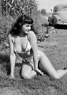 BETTIE PAGE 55 (PLAYBOY PINUP) PHOTO PRINT