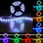 DIY Colorful 5M 5050 SMD 300 LED Flexible Strip Decor Waterproof Car Light Lamp