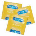 Pasante Naturelle Natural feel condoms Shaped fit  VARIETY PCS  FREE Shipping